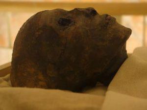 Objevení mumie velekněze v Káhiře - Foto: Repro Youtube
