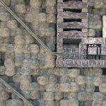 Interiér Velké pyramidy - králova komora s Velkou galerií