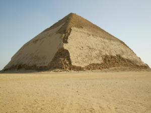 Lomená pyramida v Dahšúru