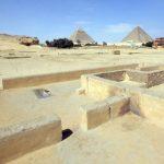 Ubytovny dělníků u Velké pyramidy