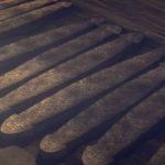 Lodní hroby - dar faraonovi