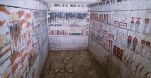 Hrobka kněze Sabi; Autor: MOA