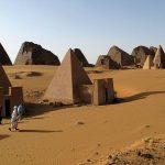 Pyramidy v Meroe