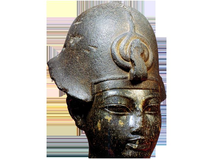 Busta Amenhotepa III.