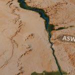 Asuán - město na hranici Egypta a Núbie