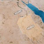 První katarakt tvořil přirozenou hranici mezi Egyptem a Núbií