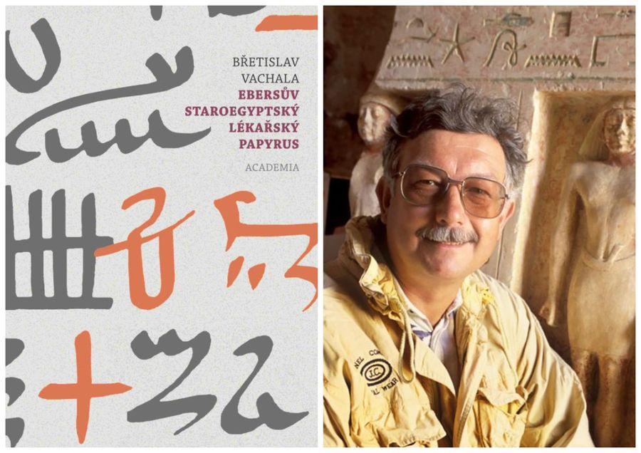 Ebersův lékařský papyrus přeložil do češtiny český egyptolog Břetislav Vachala. Jeho vydání se ale už nedožil.