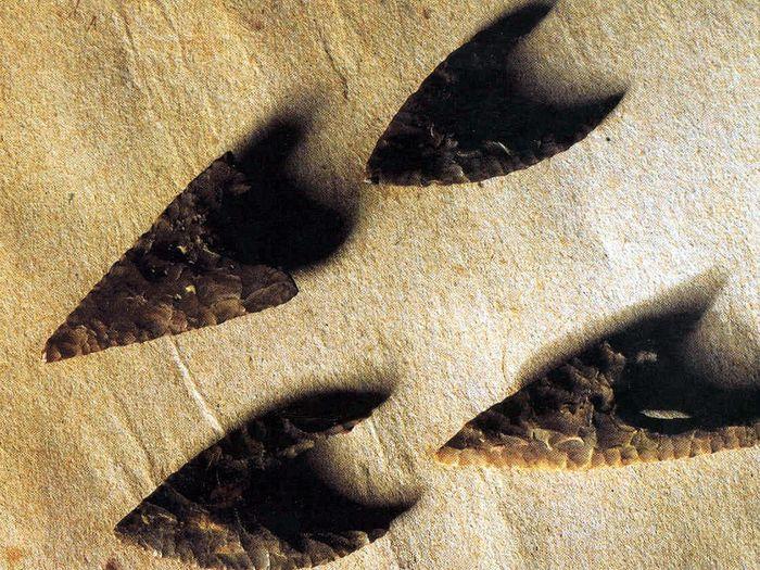 Starověký Egypt v pravěku - pazourek