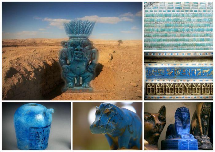 Egyptská fajáns