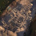 Starověký Egypt - pevnosti Uronarti (Ostrov krále)