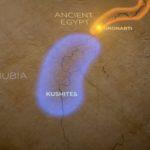 Jižně od Egypta se nacházela Núbie a země Kuš