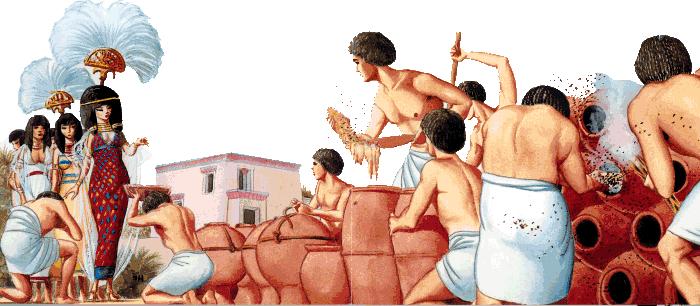 Med - vyhledávaná pochoutka starověkých Egypťanů