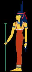 bohyně Eset