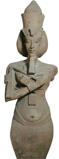 Amenhotep IV. / Achnaton