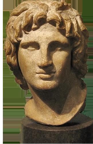 Alexander Veliký Makedonský
