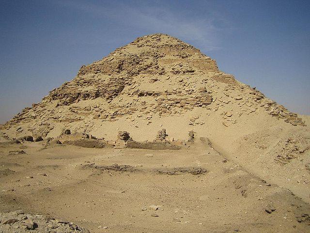 Neferirkareova pyramida