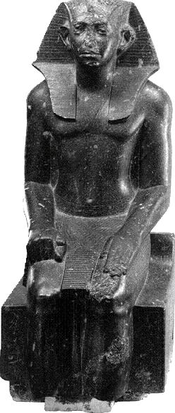 Senusret III.