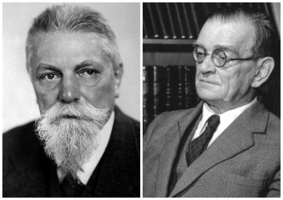 František Lexa a Jaroslav Černý
