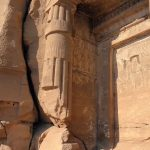 V kamenolomu Gebel el-Silsila se nachází stéla Ramesse II.