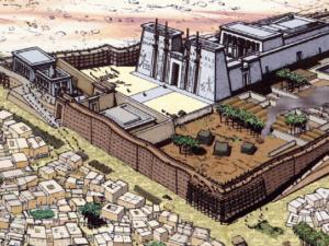 Horův chrám v Edfu v době Ptolemaiovců