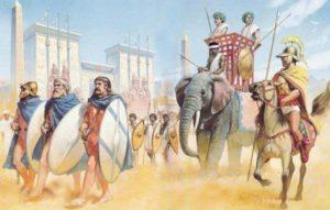 Keltové v Egyptě