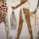 Kušité přinášejí do Egypta exotické zvířata