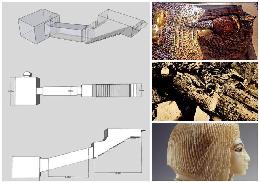 Hrobka KV55 faraona Achnatona