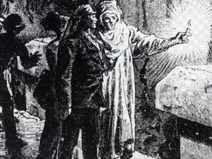 Únor 1852 – Auguste Mariette poprvé pohlédl na sarkofágy posvátných býků