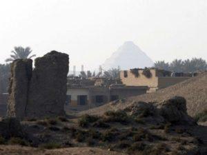 Memfis - Z oficiální webové stránky Centra egyptologických studií Ruské akademie věd (www.cesras.ru)