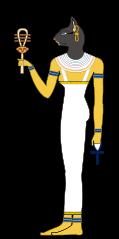 bohyně Bastet