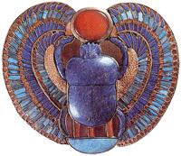 Pektorál Tutanchamona