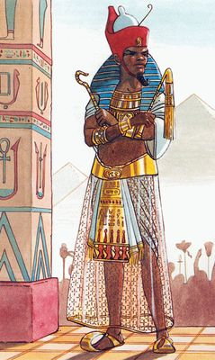 Pianchi, zakladatel 25. dynastie