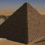 Pyramida princezny Hatšepsut byla postavena z hliněných cihel