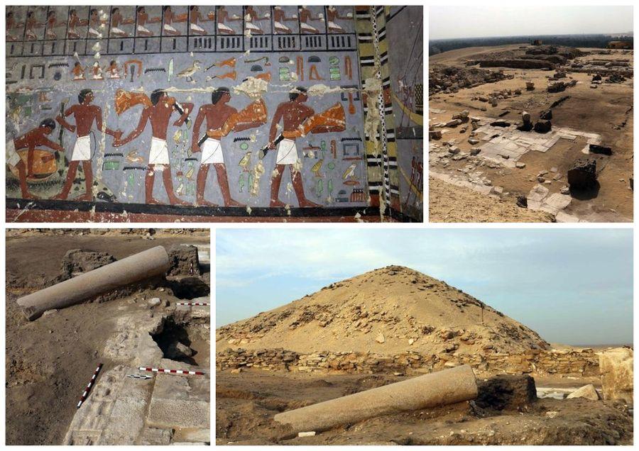 Pyramidový komplex královny Setibhor