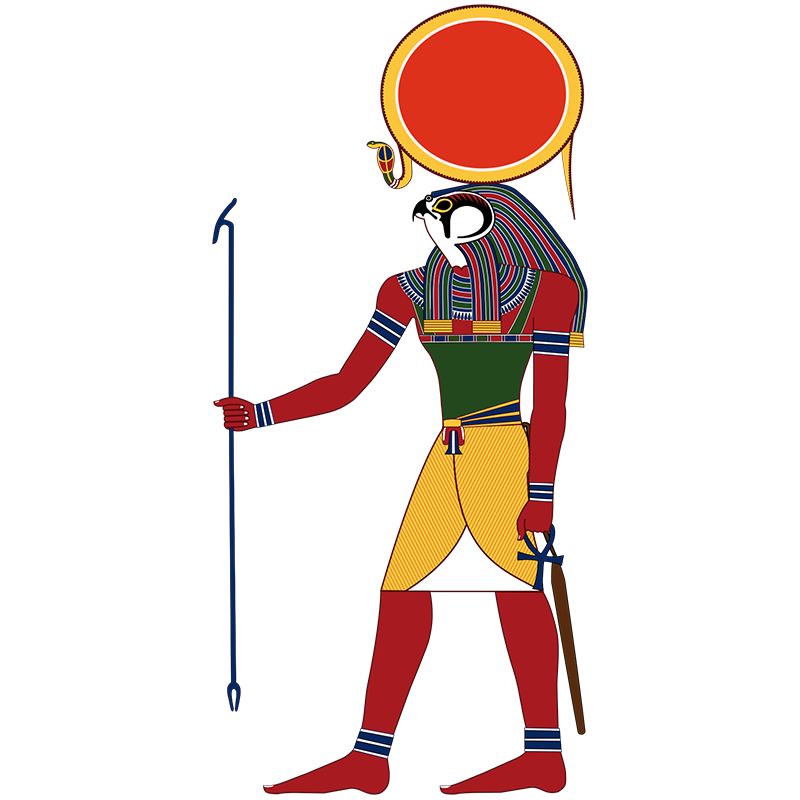 Sluneční bůh Re