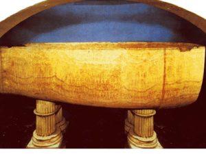 Sarkofág Sethi I. byl při objevení jeho hrobky tohoto faraona v roce 1817 Belzonim prázdný. Mumii Sethi I. pak objevil Maspero v Dér el-Bahrí v roce 1881.
