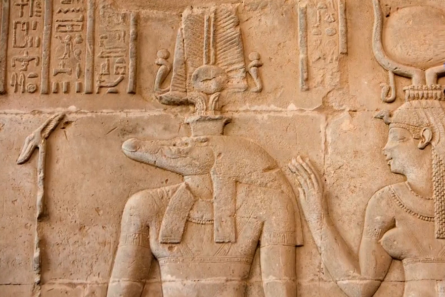Sebeknofru - první faraonka starověkého Egypta