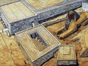 Sfinga ve starověku