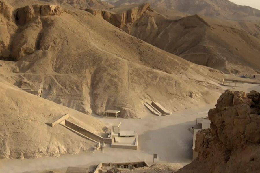 Údolí králů a hrobka KV 62