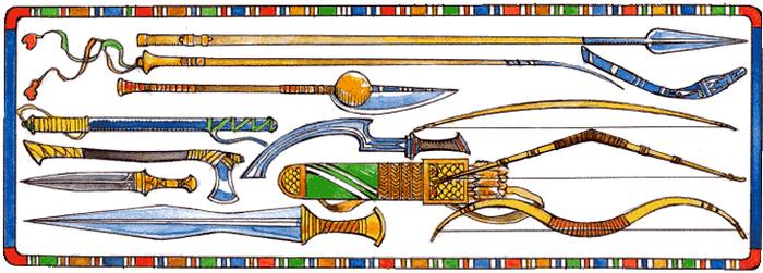 Egyptská armáda, zbraně