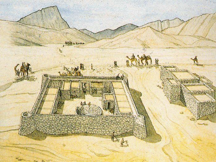 Rekonstrukce podoby pevnosti Falacro