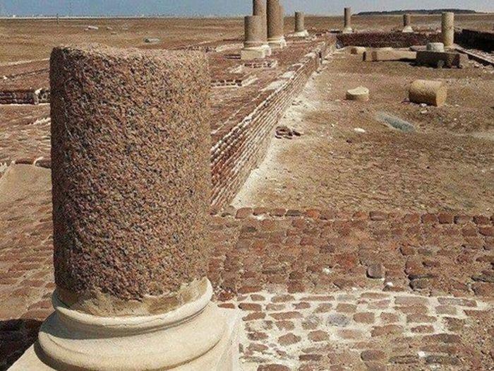 Pelusium (egyptsky Tell el-Faráma, staroegyptsky Pairimen)