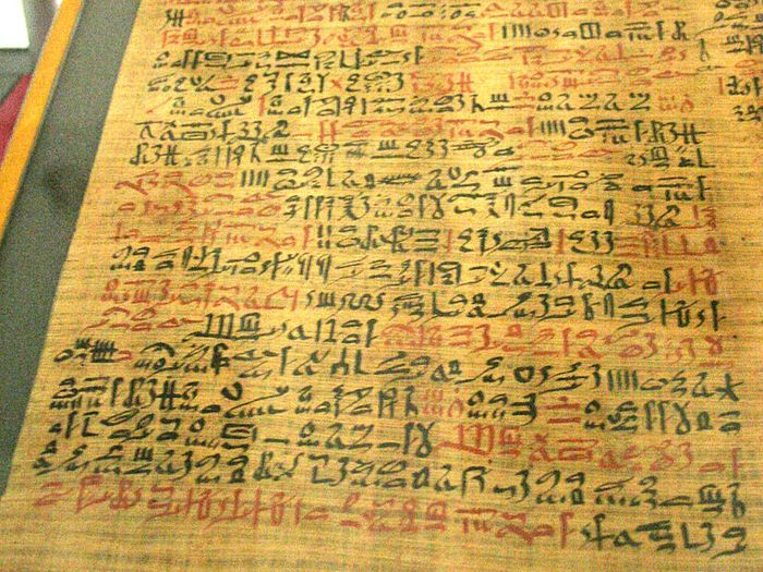 Ebersův papyrus
