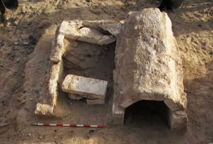 El-Behnasa, odkrytá hrobka 26. dynastie