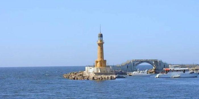 Maják na ostrově Faru, (Alexandrijský maják) - (Zdroj: thecairopost.com)