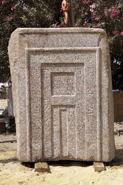 Nepravé dveře v Luxoru