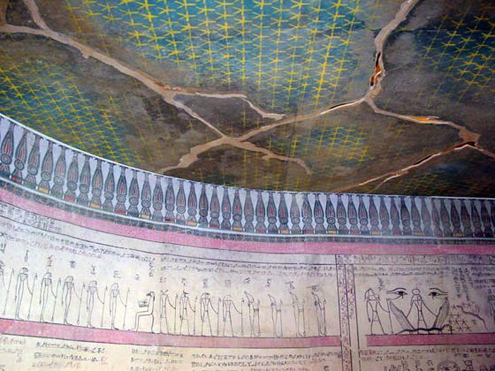 Pohřební komora Thutmose III.