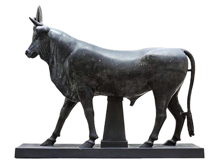 Egyptský posvátný býk Hapi
