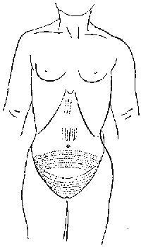 Tetování - mumie ženy